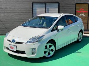 トヨタ プリウス S LED-ED HV保証 ナビ地デジ  Bluetooth