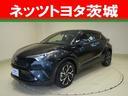 トヨタ/C-HR G LEDエディション 衝突被害軽減ブレーキ 評価点5