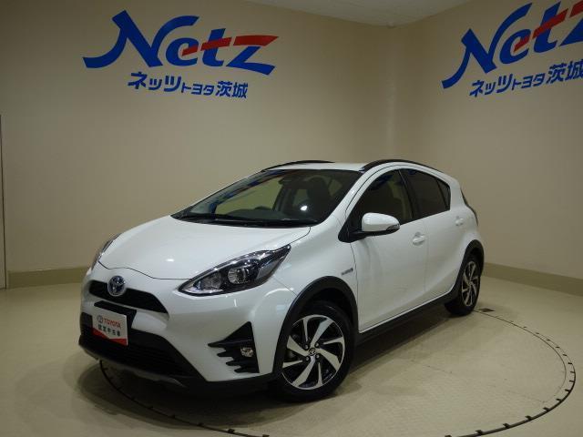 販売は茨城県内にお住まいの方に限らせていただきます ☆純正ナビ☆セーフティーセンス☆人気クロスオーバーの元試乗車もありますョ