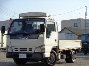 いすゞ エルフトラック 平ボディ 最大積載2000kg荷台3100×1600×380