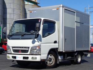 三菱ふそう キャンター アルミバン サイドドア 最大積載2000kg 準中型5t未満