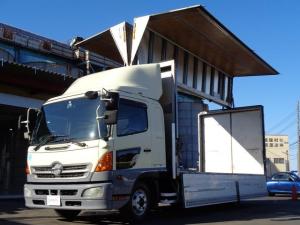 日野 ヒノレンジャー  アルミウイング 積載3050kg 荷箱長さ585cm幅240cm高さ237cm