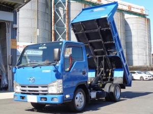 マツダ タイタントラック  新明和 強化ダンプ 外装仕上げ済み 積載2000kg 4ナンバー登録 ETC キーレス