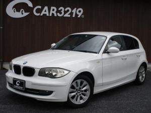 BMW 1シリーズ 116i プッシュスタート 社外ナビ バックカメラ CD再生 当社買取車 純正16インチAW オートエアコン