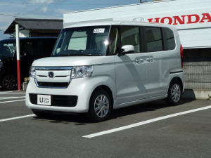 ホンダ N-BOX G・Lホンダセンシング 届け出済み未使用車 両側電動スライド
