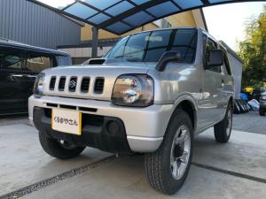スズキ ジムニー XA ジムニーXA インタークーラーターボ パートタイム4WD 高低二段切替式後輪駆動ベース Bluetooth機能付きワンセグナビ ETC