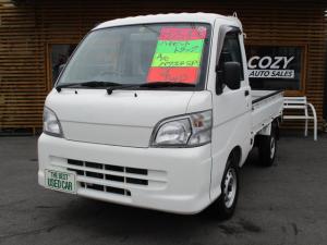 ダイハツ ハイゼットトラック エアコン・パワステ スペシャル 4WD 5MT エアコン パワステ