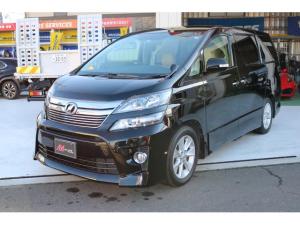 トヨタ ヴェルファイア  2.4Z 4人仕様 特装車