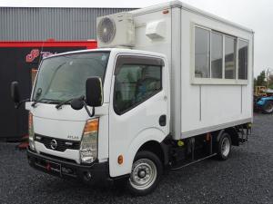 日産 アトラストラック 移動販売車 ケータリングカー キッチンカー