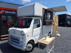 スズキ キャリイトラック 移動販売車 ケータリングカー キッチンカー