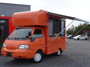日産 バネットトラック  移動販売車 キッチンカー フードトラック ケータリングカー 新規架装車
