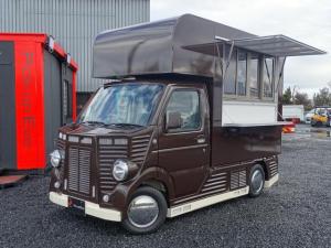 マツダ スクラムトラック  移動販売車 ケータリングカー キッチンカー フードトラック 新規架装