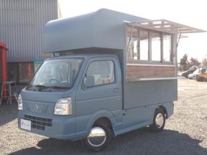 日産 NT100クリッパートラック DX 移動販売車 ケータリングカー キッチンカー 新規架装 全塗装