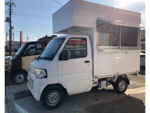 三菱 ミニキャブトラック  移動販売車・キッチンカー・ケータリングカー