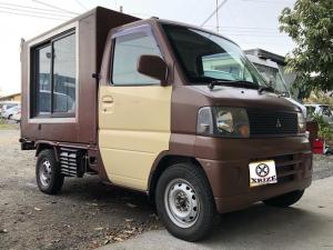 三菱 ミニキャブトラック キッチンカー 移動販売車