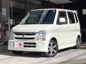 スズキ ワゴンR FX-Sリミテッド スマートキー 純正エアロ ベンチシート
