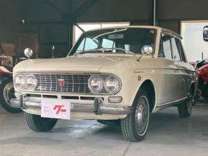 日産 ブルーバード  ダットサンブルーバード 1300 デラクシー ベンチシート ETC P411型