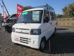三菱 ミニキャブバン CD CDハイルーフ オートマ 2WD ワンオーナー Tベルト交換渡し
