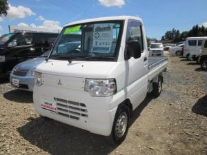 三菱 ミニキャブトラック VX-SE 4WD エアコン パワステ HIーLO切り替え付きパートタイム4WD