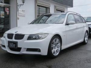 BMW 3シリーズ 325iツーリング Mスポーツパッケージ 純正ナビ 純正17インチアルミ サンルーフ コンフォートアクセス パワーシート ETC