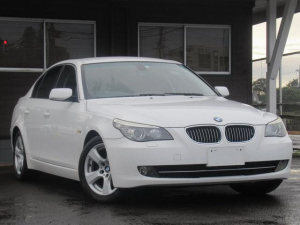 BMW 5シリーズ 525i プッショスタート ETC HDDナビ スマートキ カスタムライト