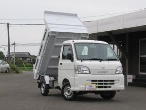 ダイハツ ハイゼットトラック 多目的ダンプ 多目的ダンプPTO式 3方開 4WD 5速マニュアル  4WD AC PS