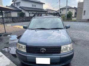 トヨタ プロボックスワゴン F