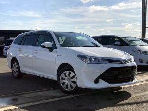 トヨタ カローラフィールダー ハイブリッドG Toyota Safety Sense  SDナビ Bluetooth