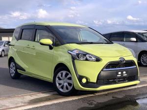 トヨタ シエンタ X Vパッケージ Toyota Safety Sense SDナビ CDプレイヤー Bluetooth Audio ワンセグ バックカメラ ETC