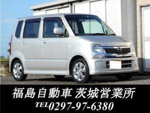 マツダ AZワゴン FX-Sスペシャル 特別仕様車HDDナビ