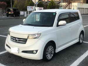 トヨタ bB Z Xバージョン キーレス 純正アルミホイール