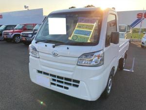 ダイハツ ハイゼットトラック スタンダードSAIIIt 4WD AC 5MT 修復歴無 軽トラック 衝突被害軽減システム