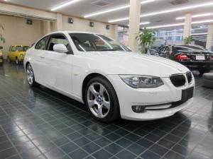 BMW 3シリーズ 320i ハイラインパッケージ クーペワンオーナー車D車右ハンドルパワーシート保証書スペアキーETC 純正ナビ