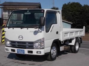 マツダ タイタントラック フルワイドロー強化ダンプ ディーゼルターボ キ-レス エアバッグ 1オ-ナ-