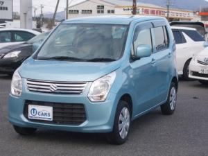 スズキ ワゴンR FX 5速ギヤ キ-レス エコアイドル
