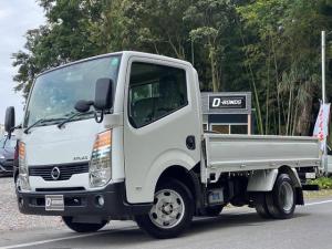 日産 アトラストラック  ディーゼルターボ ディーゼル・平ボディ・積載1.5トン・5速MT
