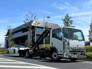 日産 アトラストラック  フルフラット・ローダー・積載2950キロ・極東フラトップゼロ・ラジコン付き・荷台内寸:縦570横217・ディーゼルターボ・オートマ・ナビ・地デジ・Bluetoothオーディオ・ETC・キーレス