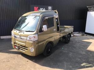 ダイハツ ハイゼットトラック ジャンボ ワンオーナー ハイロー付4WD