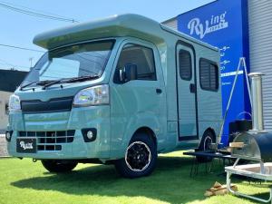 ダイハツ ハイゼットトラック  軽キャン AZ-MAX K-AI 全塗装