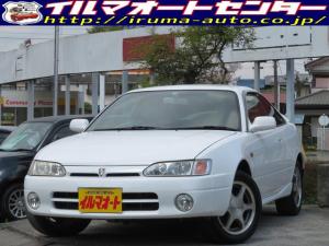 トヨタ カローラレビン BZ-R 6速MT/純正アルミ/フルノーマル車/オートエアコン付/純正リアスポイラー/タイミングベルト交換済み