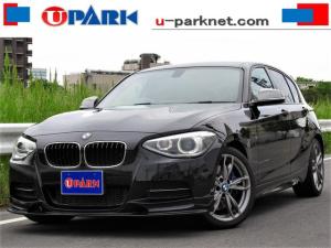 BMW 1シリーズ M135i iDriveナビ harman/kardon