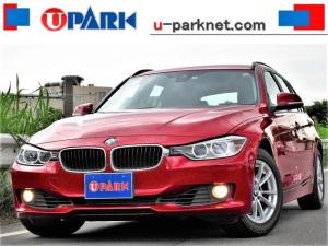 BMW 3シリーズ 320iツーリング /インテリS/NEWiDriveナビ/Bカメラ/BTオーディオ/DVD/MSV/ETC/スマートキー/アイドリングSTOP/オートクルーズ/パワーシート/パワーバックドア/フットトランク/Cソナー