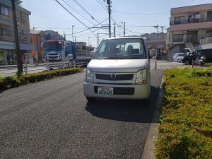 マツダ AZワゴン FM-X・車椅子スロープ