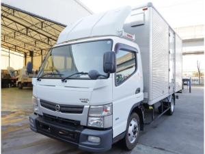 日産 アトラストラック アルミバン 全低床 ワイドロング 積載4t