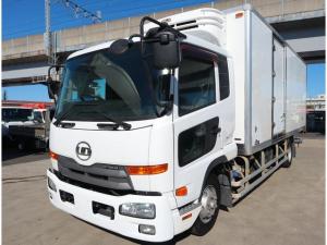 UDトラックス コンドル 低温冷凍車 パワーゲート ベッド付 積載2.7t