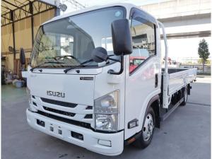 いすゞ エルフトラック 木平 フルフラットロー ワイドロング 積載2t お問い合わせ番号(GK-20857)