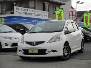 ホンダ フィット RS 純正ナビ バックカメラ 社外15AW HID 禁煙車輌