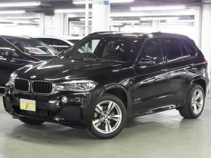 BMW X5 xDrive 35i Mスポーツ 茶革サンルーフ 1オーナー