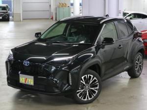 トヨタ ヤリスクロス ハイブリッドZ パノラミックビューモニター ハンズフリーパワーバックドア BSM・RCTA ルーフレール ディスプレイオーディオ シートヒーター Bluetoothオーディオ LEDヘッドライト 登録済未使用車