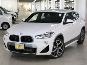 BMW X2 xDrive 20i MスポーツX 4WD 衝突軽減ブレーキ ヘッドアップディスプレイ アクティブクルコン パーキングアシスト ソナー シートヒーター 純正HDDナビ バックカメラ Bluetooth ETC2.0 LEDヘッドランプ